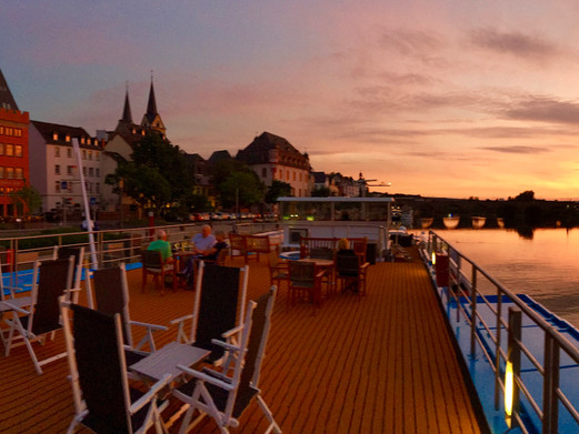 I have a million reasons to love the Rhine in Summer... here are but a few.