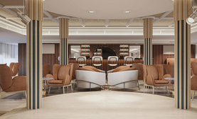 AmaDahlia Lounge Rendering