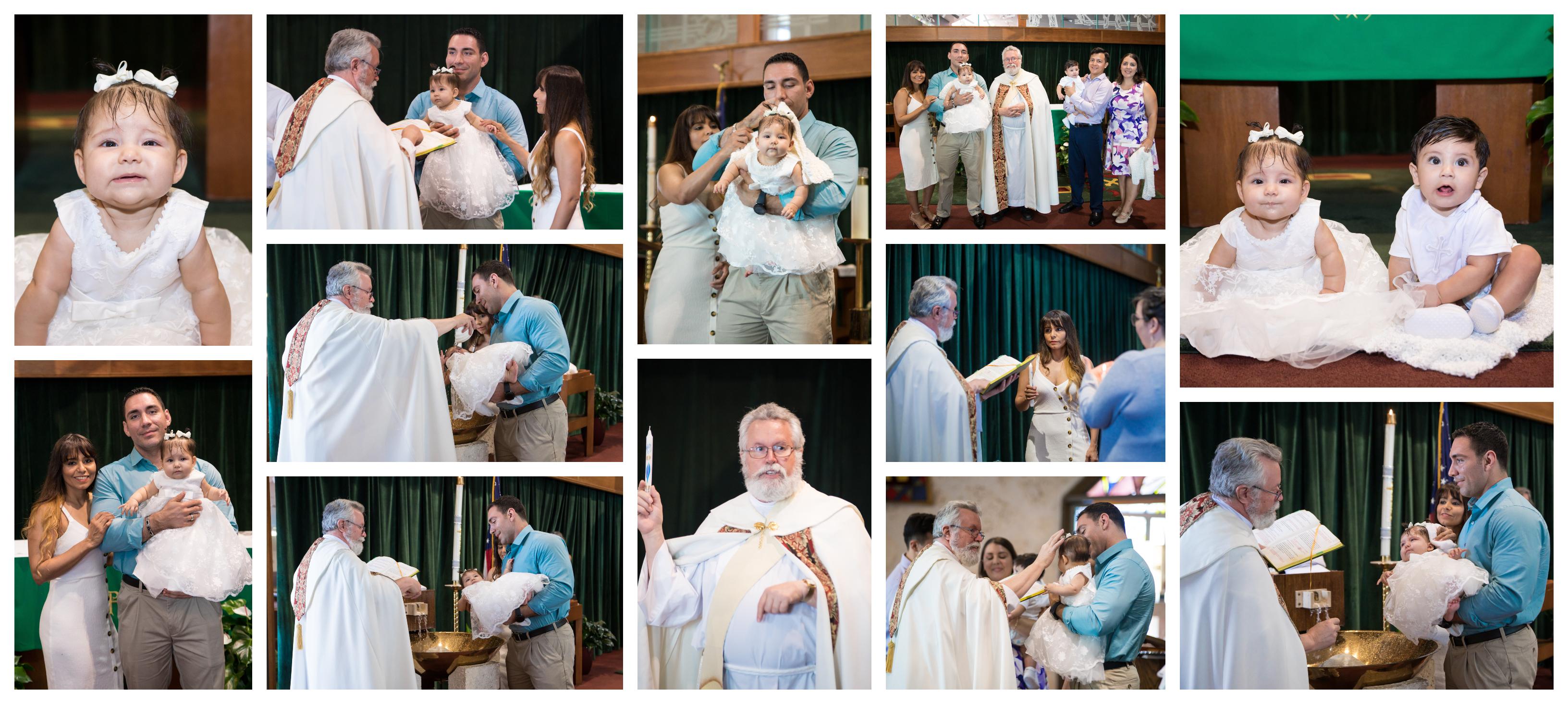 rose baptism