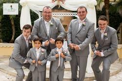 groomsmen benvenutos wedding boynton