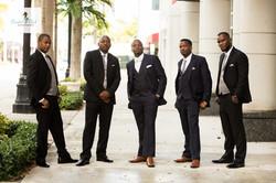 groomsmen downtown west palm beach