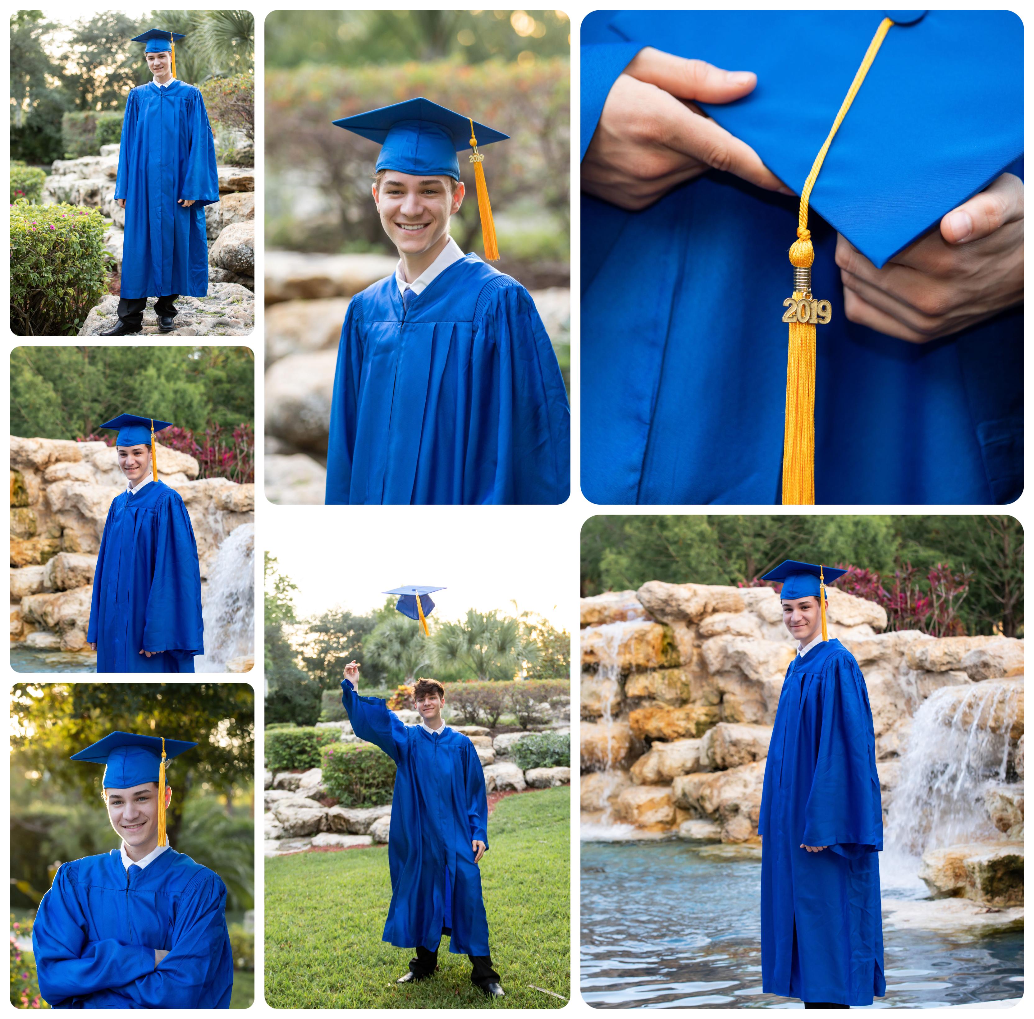 blake graduation