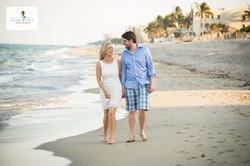 beach couple photos