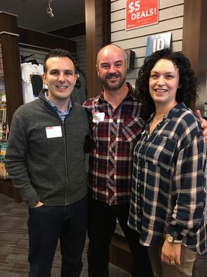 David Thompson | Danny & Paola Easton | Stewardship