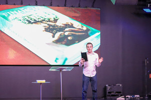 David Thompson | Get Wrapped Church | Stewardship