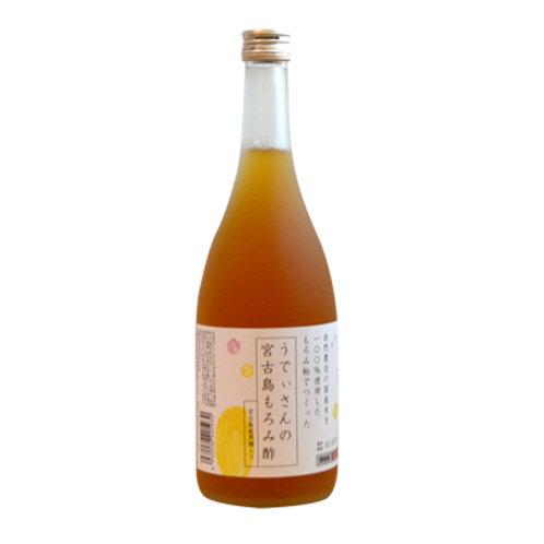 うでぃさんの宮古島もろみ酢 (黒糖入り) 720ml