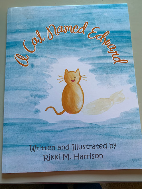 A Cat Named Edward by Rikki Harrison