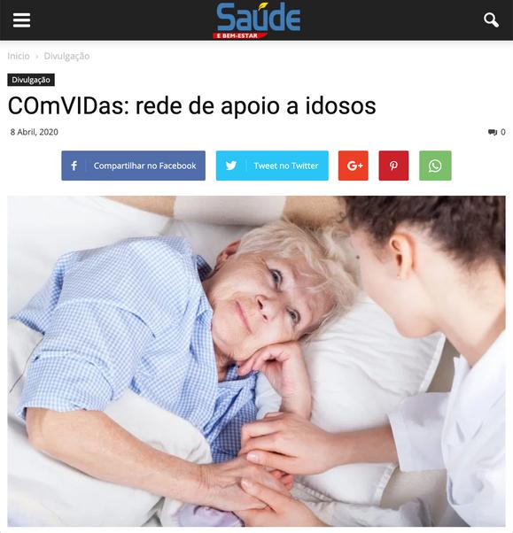 SAÚE E BEM ESTAR
