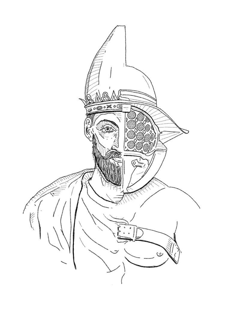 Los arenarii del Papa