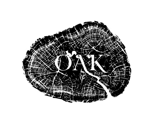 Logotipo Oak Beer