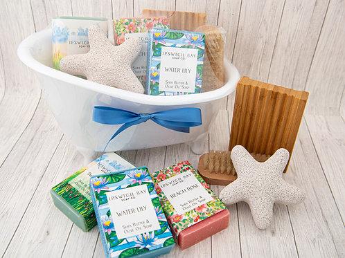 Bathtub Gift Set