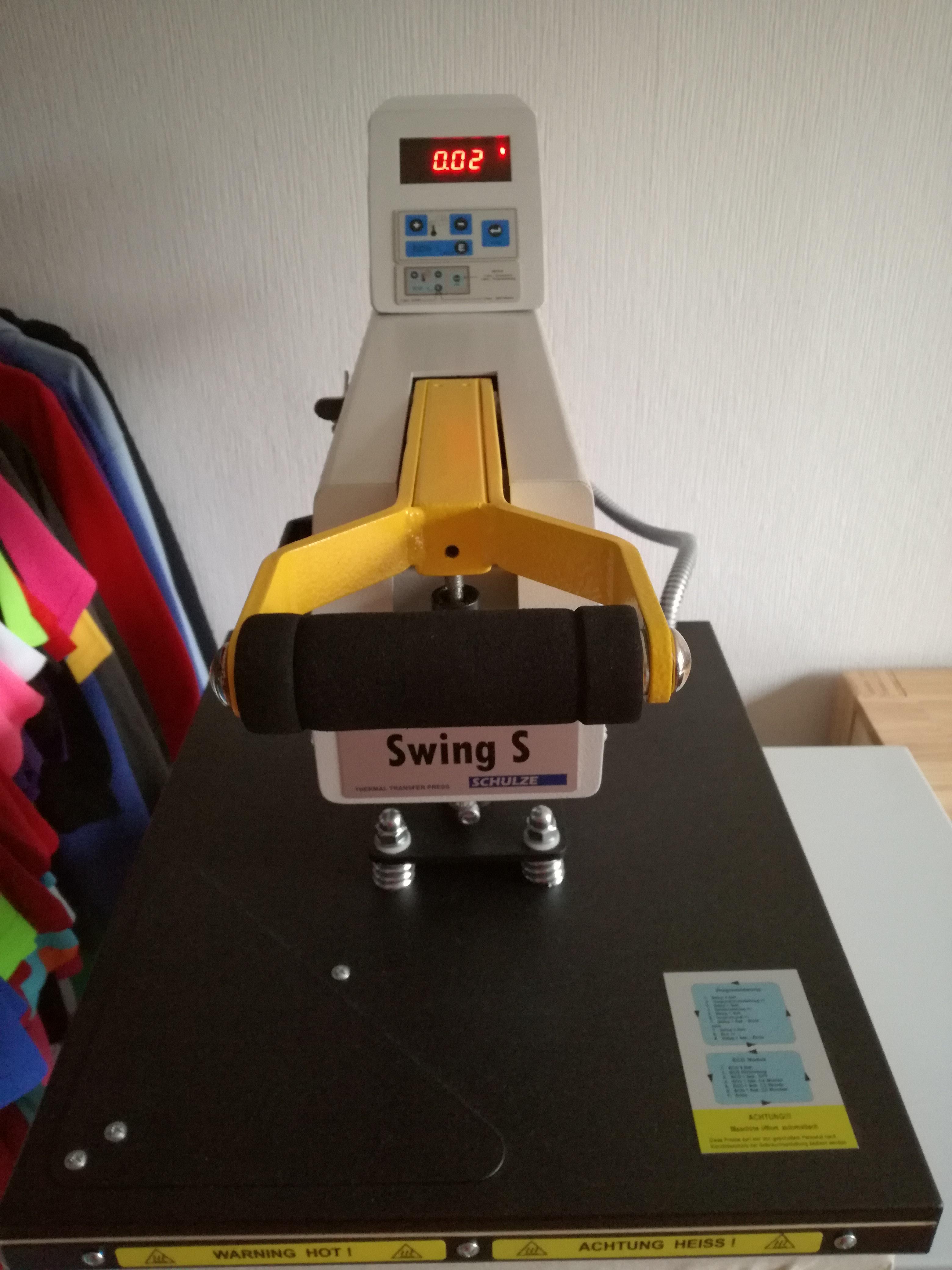 Schulze Swing S geschlossen