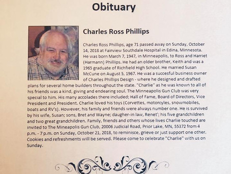 Remembering Charlie Phillips