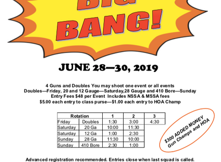 Join in on the fun....Metro Big Bang 2019 June 28-30
