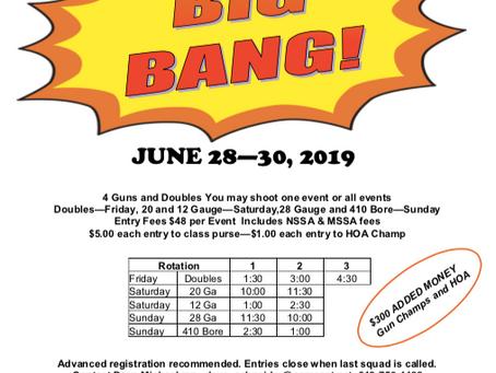 Join in on the fun....Metro Big Bang 2019 June 28-30