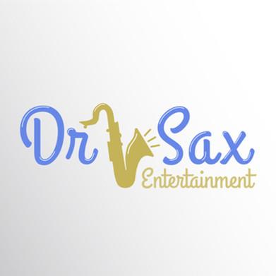 Dr Sax Entertanment Logo
