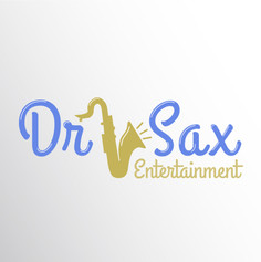 Dr Sax Entertanment Logo