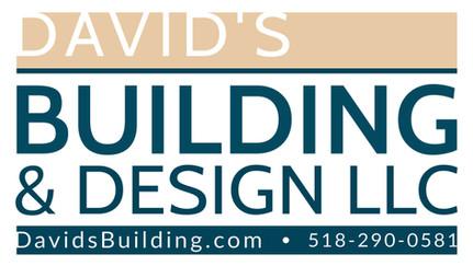 Logo for Davids Building & Design