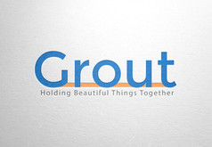 Logo Iteration for Grout Manhattan, NY