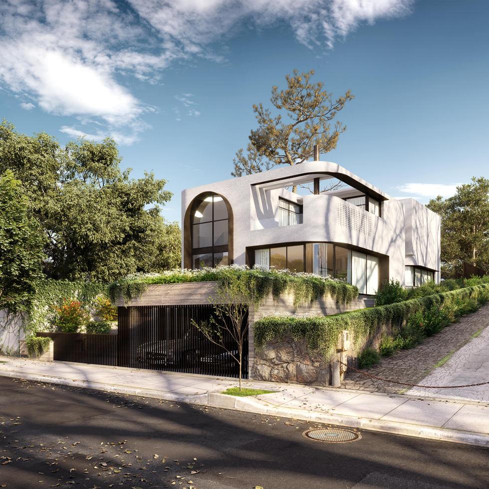 Woollahra House