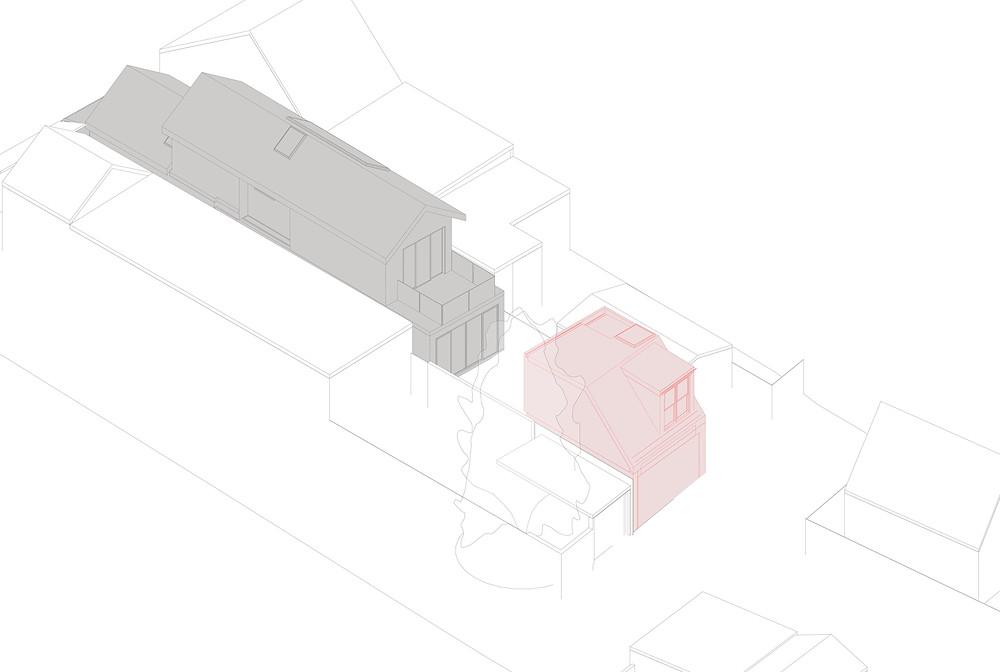 Building a Studio Above Garage