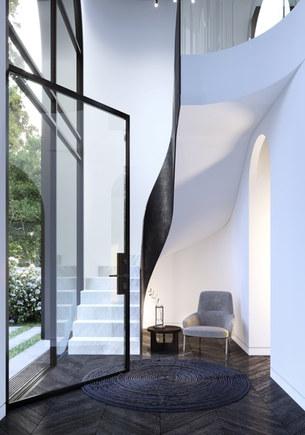 Woollahra House interior