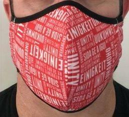 Face Mask - Printed Reusable