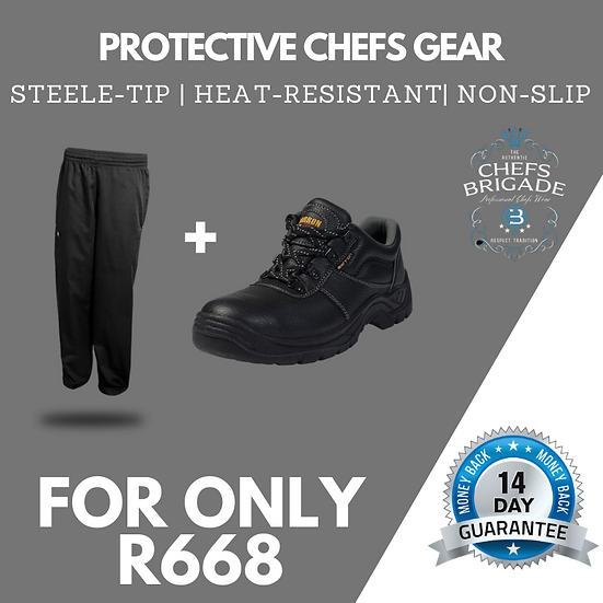 Chef Gear Protective Bundle