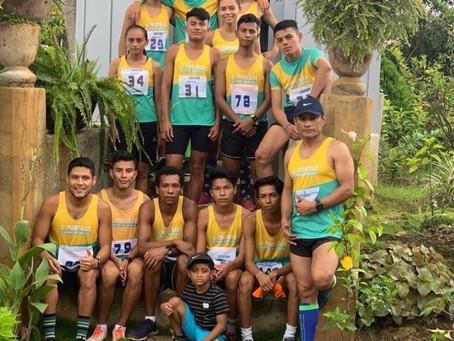 J. Portillo Running Nicaragua