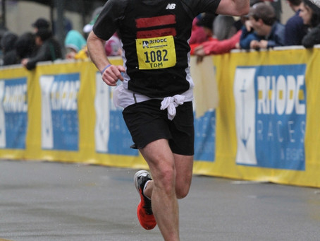 Pics of Stride for Stride at the Providence Marathon