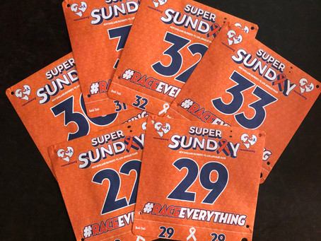 Six Bibs for Super Sunday