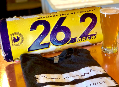 26.2 Brew for Stride