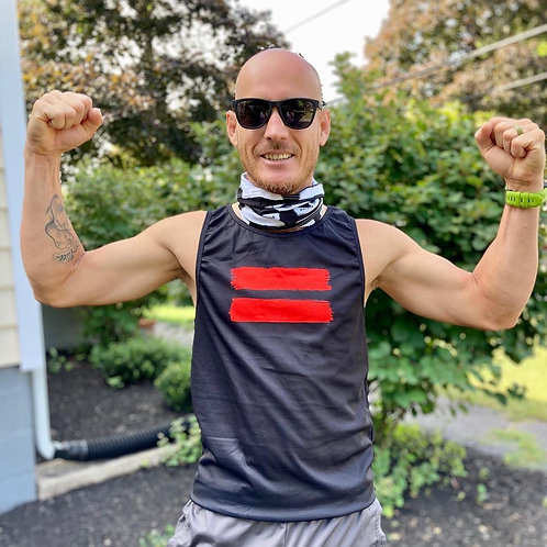 """2021 Stride for Stride Singlet - Free Shipping with Code """"Run"""""""