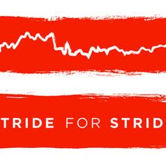 Stride for Stride Falmouth Logo
