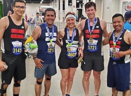 Global Running Day - Boston