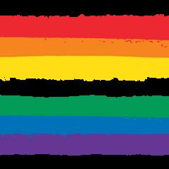 Stride for Stride Rainbow Logo