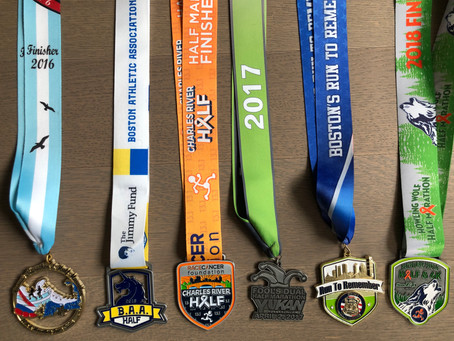 Half Marathons in Massachusetts