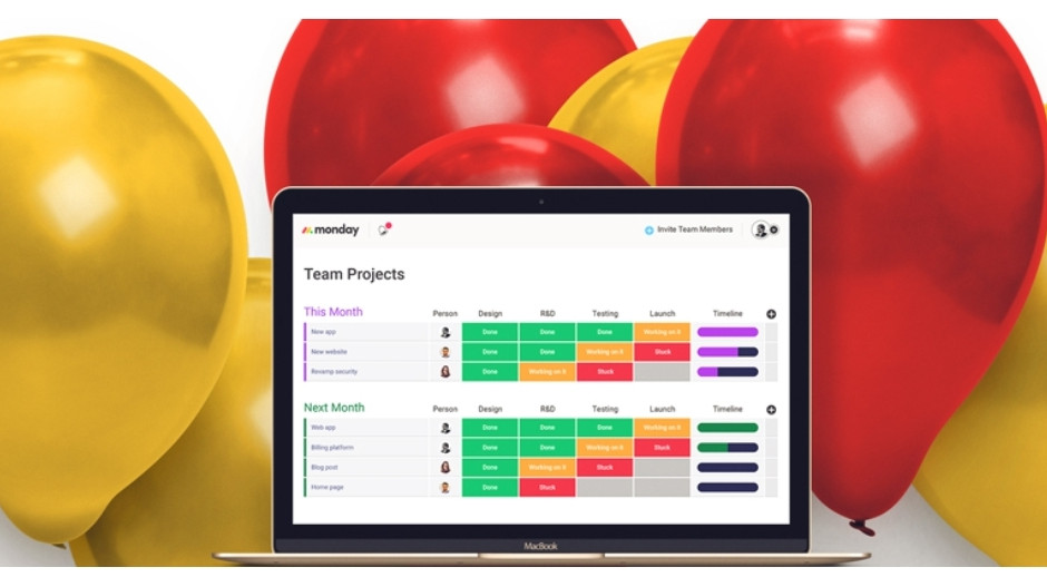 monday.com Raises $50 Million to Accelerate Building the New Generation of Workplace Collaboration T