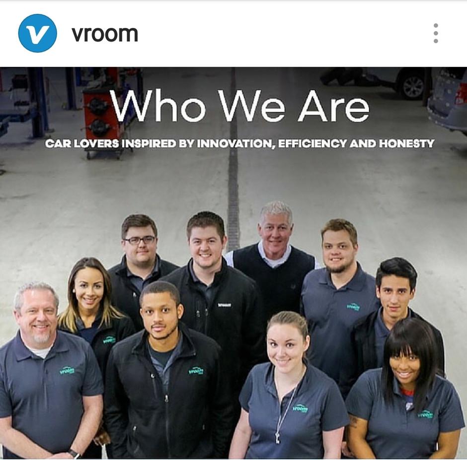 Israeli Used car site Vroom is raising $70M