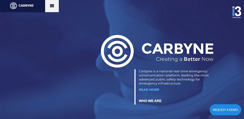 From Carbyne Homepage