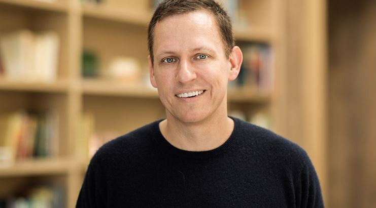 Peter Thiel, Founder of Dounders Fund