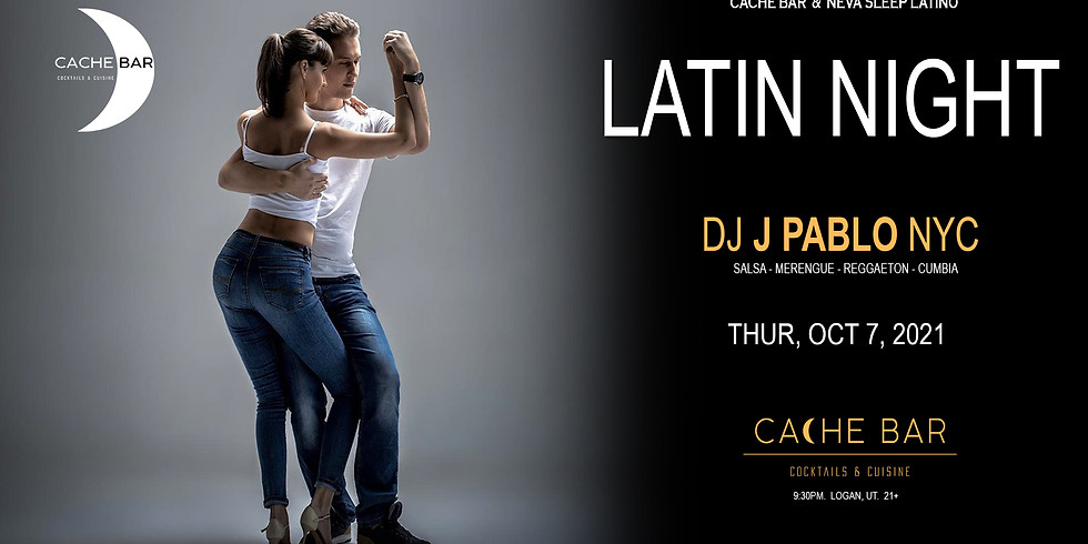 Latin Night at The Cache