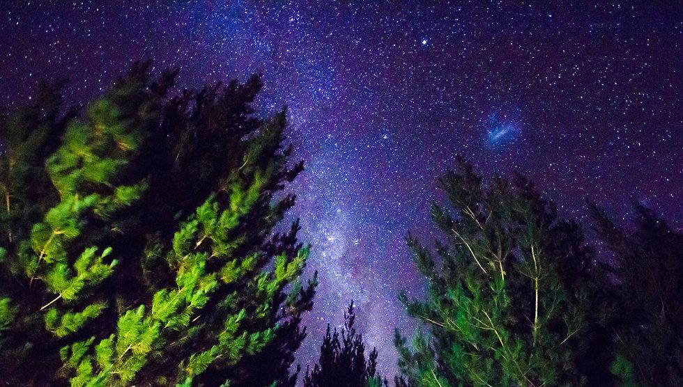 Night Sky at Vadersberg