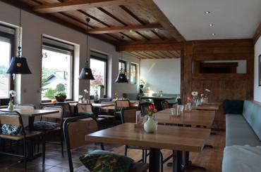 Bar restaurant ruimte Hotel Südhang