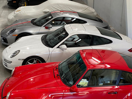 3 Steps to Take Before Storing Your Vehicle Long-Term