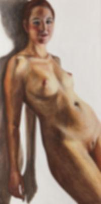 7232 April 2013 150x75 cm | Nikolaus Reinecke
