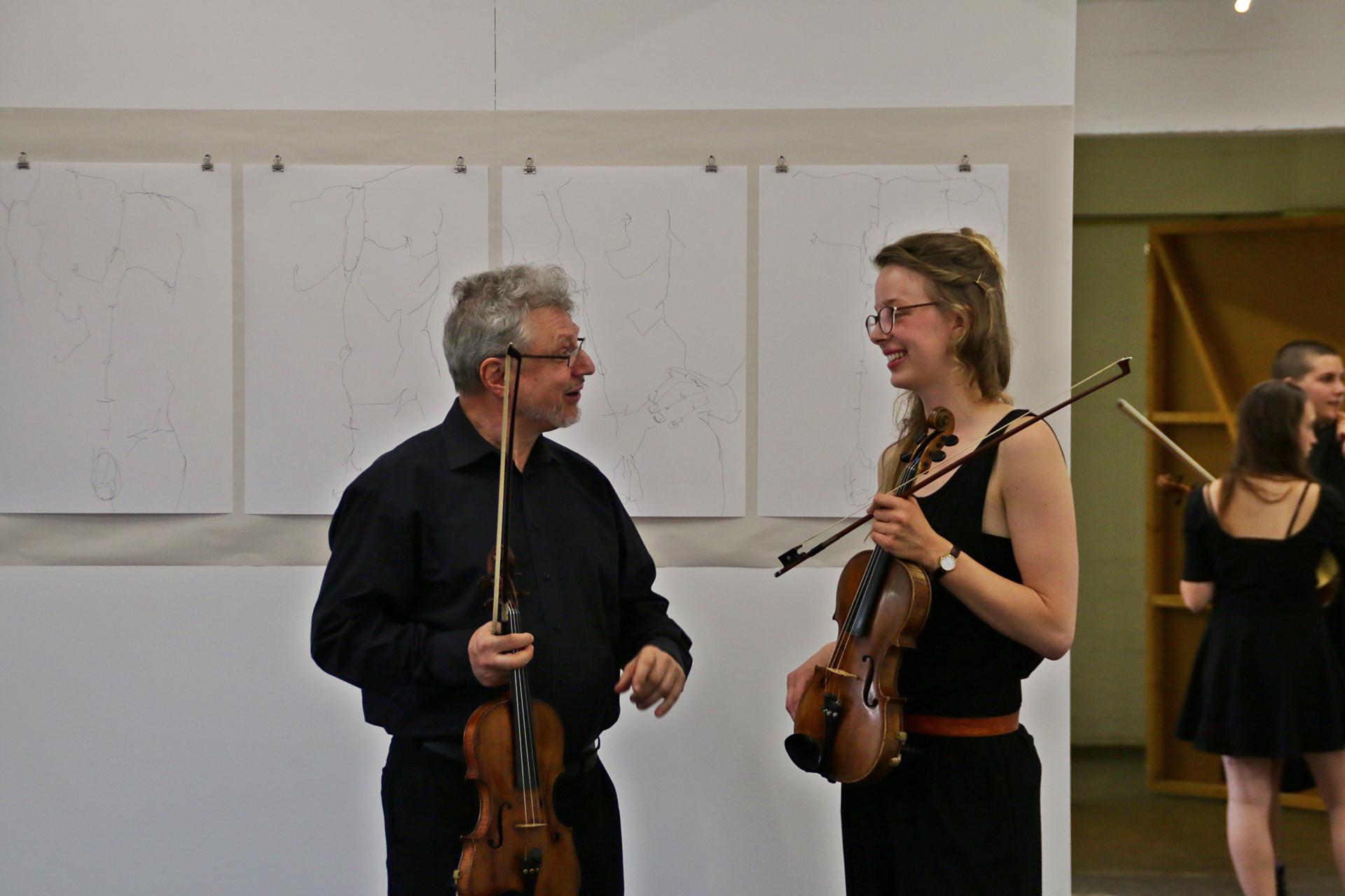 Intensive Begegnungen   Nikolaus Reinecke   Konzert3