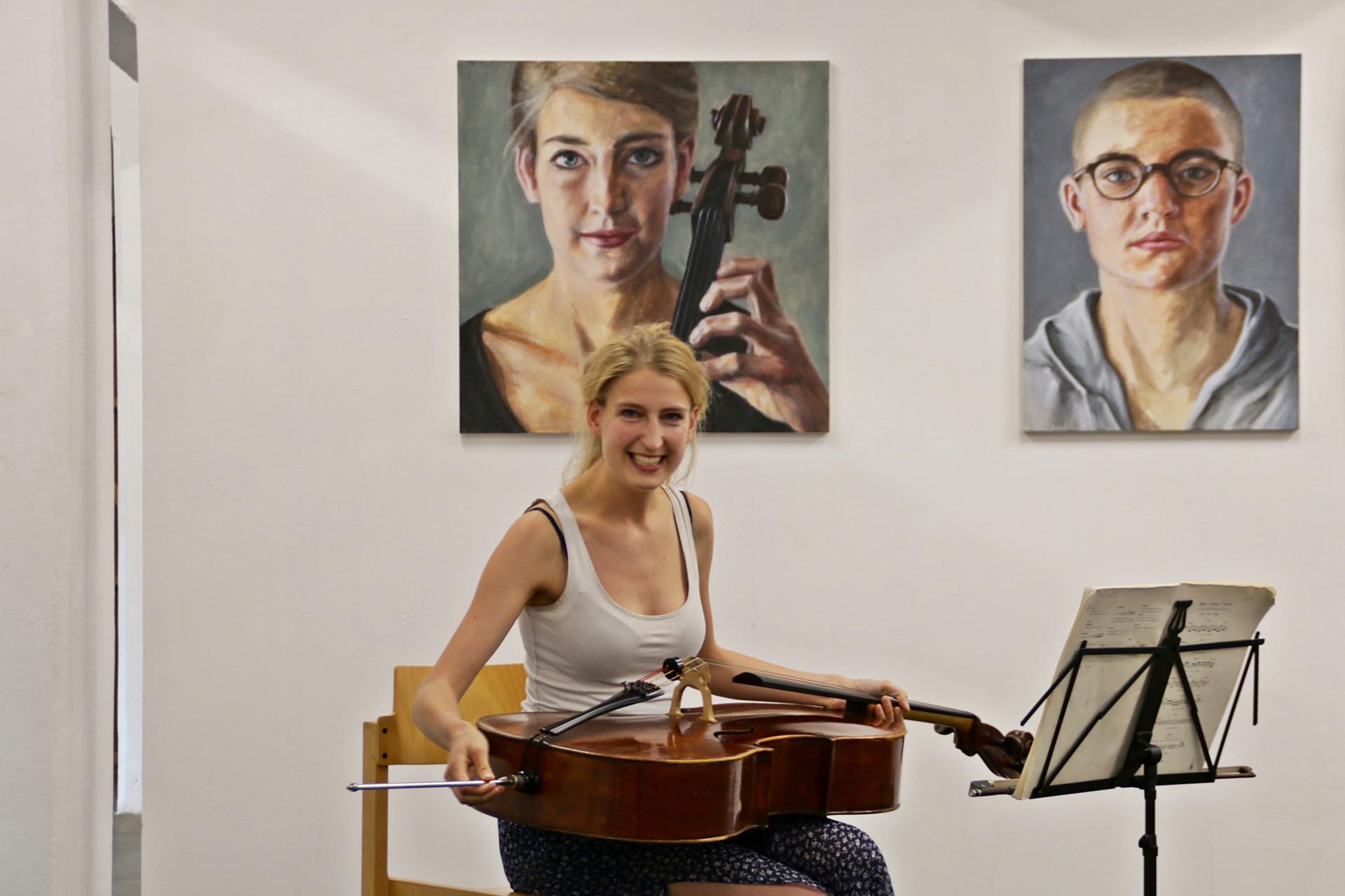 Intensive Begegnungen   Nikolaus Reinecke   Konzert1