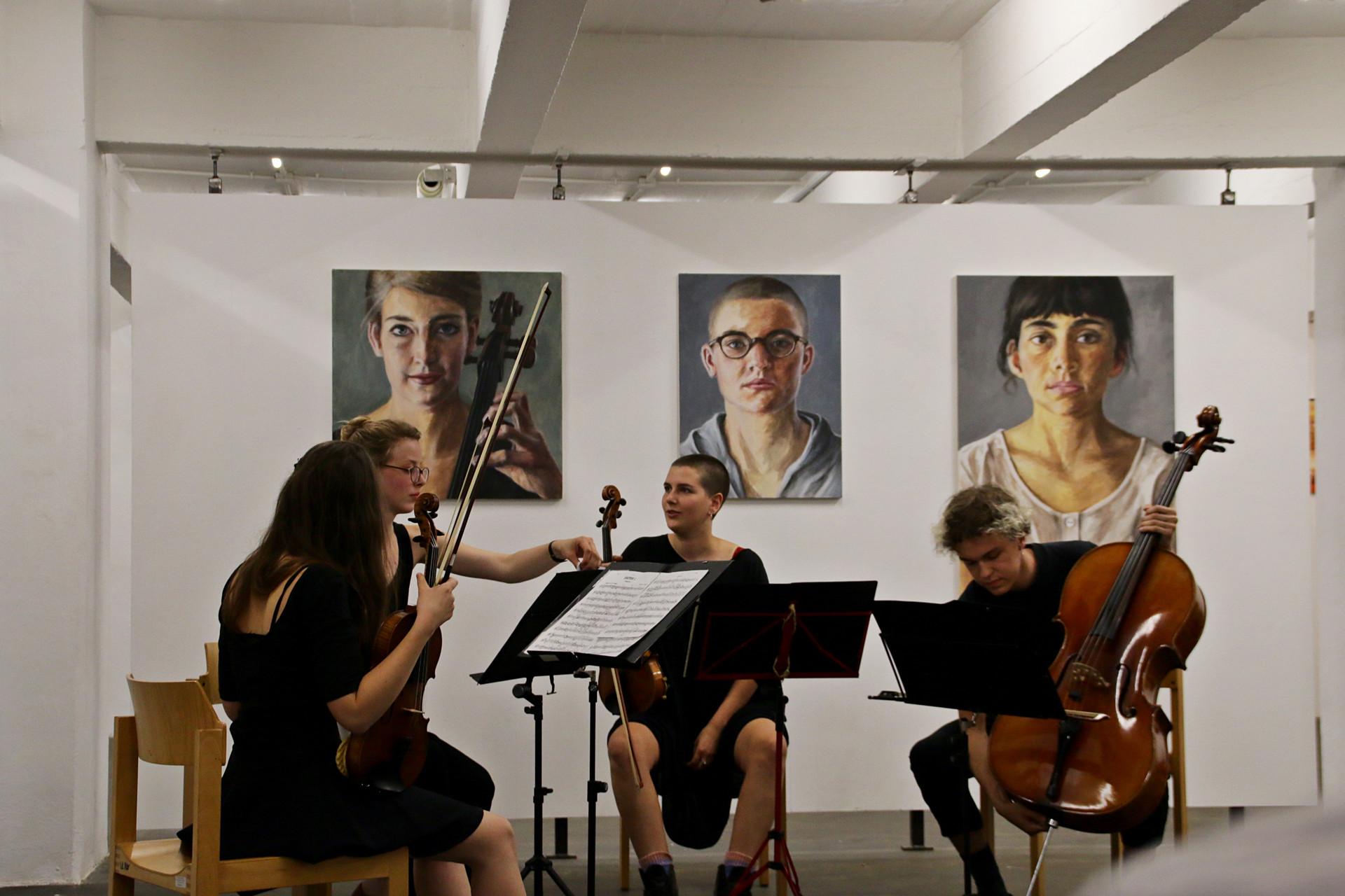 Intensive Begegnungen   Nikolaus Reinecke   Konzert2