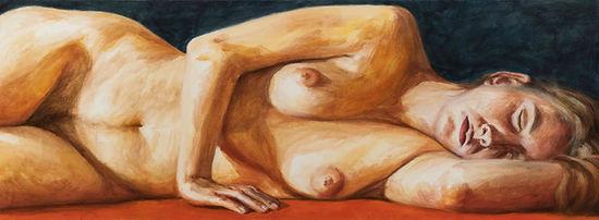 5124 2017 55x150 cm | Nikolaus Reinecke